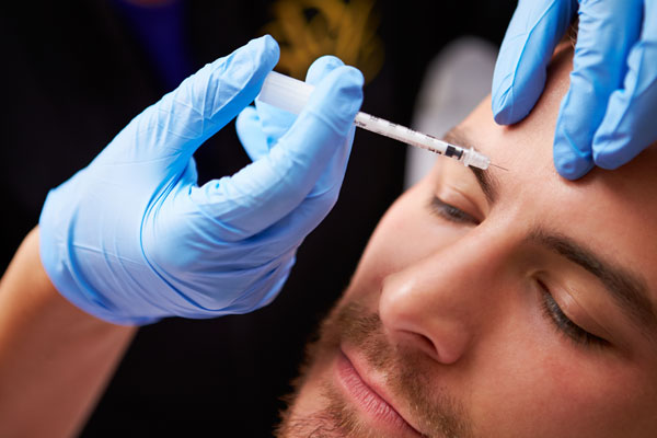 Botox treatment in Chester